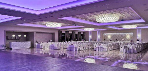 Organizacja wesel, urodzin, szkoleń, konferencji, imprez okolicznościowych - Hotel Sevilla Gold